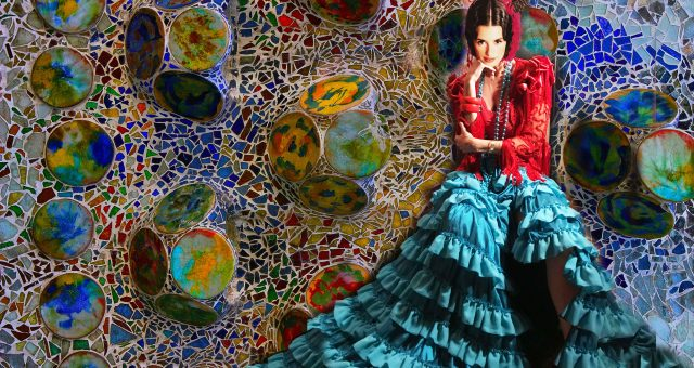 Flamenco Makeover experience in Barcelona