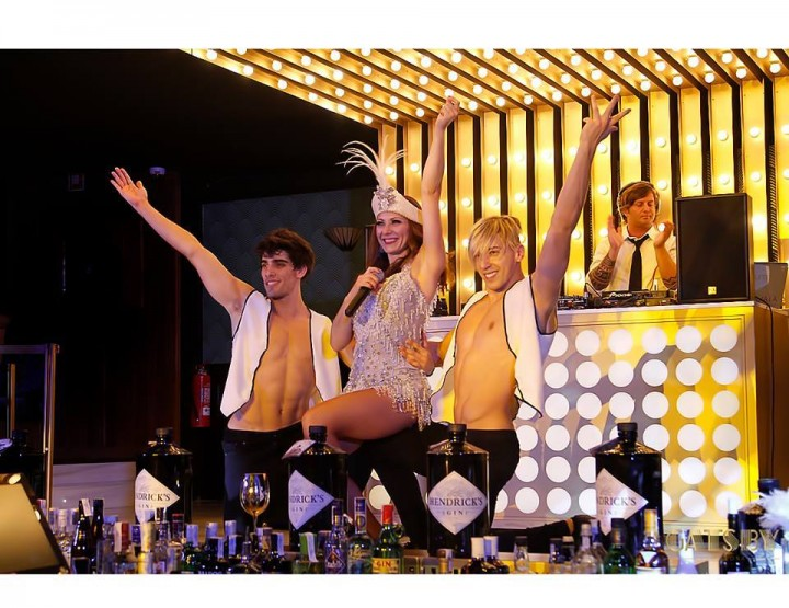 Gatsby brings in the party to Barcelona