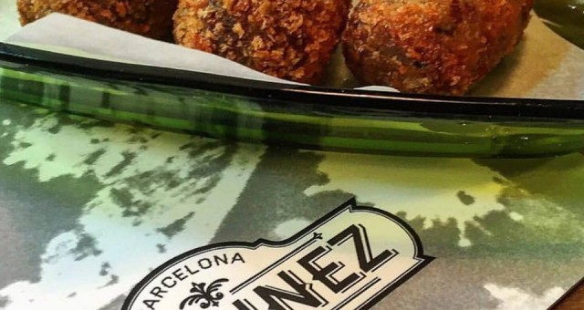 Gastronomic whims at Antunez, Barcelona