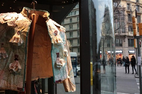 Best clothing store for men in Barcelona: NINO ALVAREZ