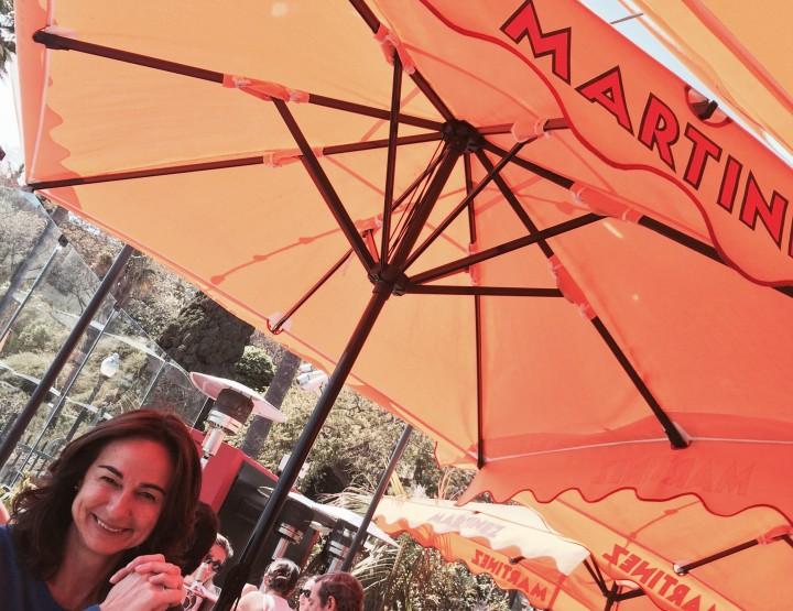 Panoramic Views, Paellas and BBB's at Martinez