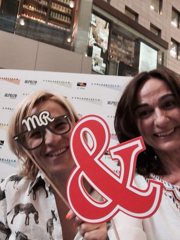 Amaia de Lecea and me