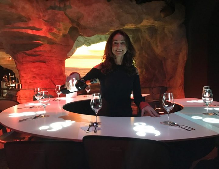 Opera Samfaina a gastronomical experience by Roca brothers