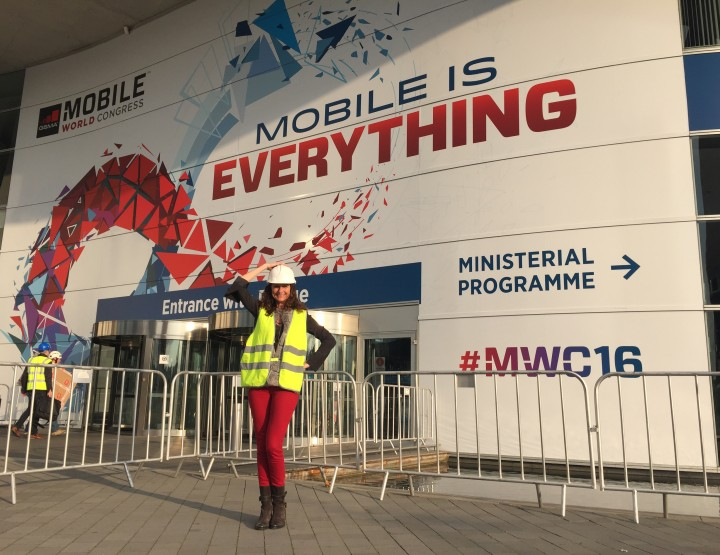 Platinum Experience with Bcnfashionista at the Mobile World Congress in Barcelona