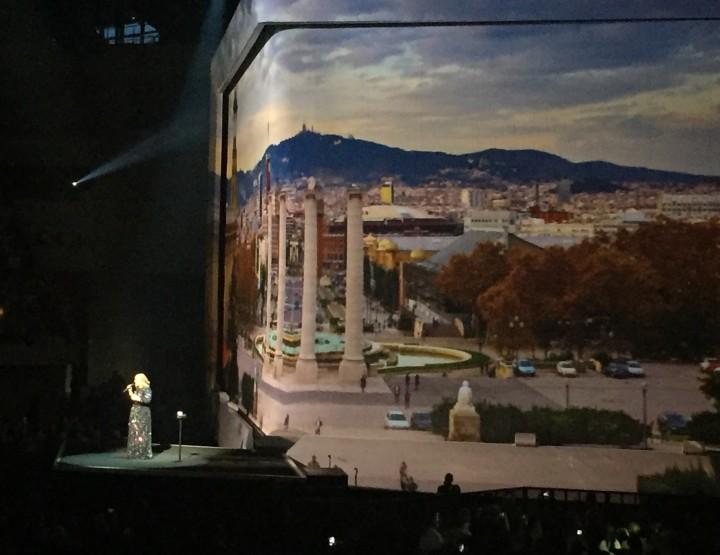 Adele Concert Barcelona 2016