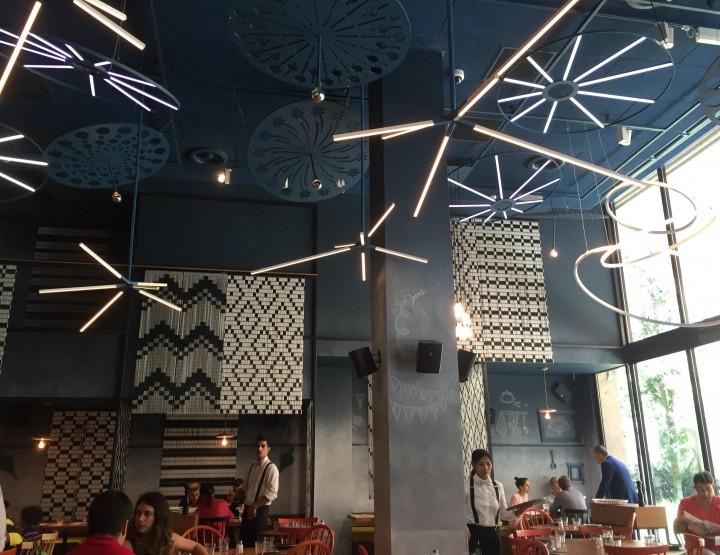 Jardin de Bellavista Messi's new restaurant in Barcelona