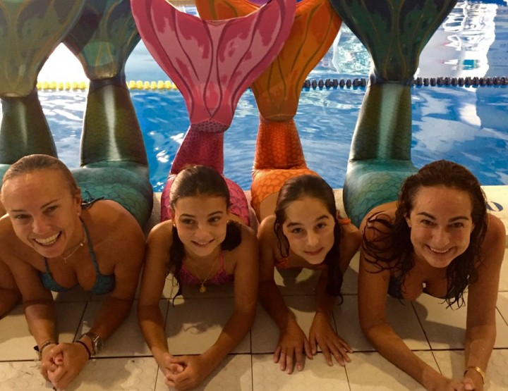 Learn how to swim like a mermaid at Sirenas Mediterranean Academy