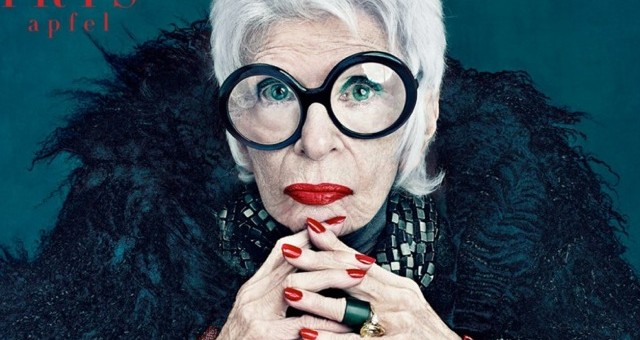 Style, Humor, Wisdom and a Documentary Iris Apfel in Barcelona