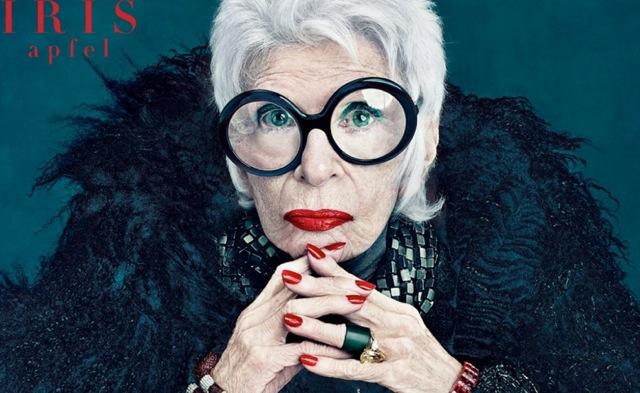 Style, Humor, Wisdom and a Documentary Iris Apfel in Barcelona