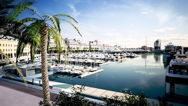 Top rating for the NEW Marina Port Vell Barcelona.