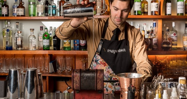 Keep it to yourself! Pastrami, cocktails and more in Paradiso Barcelona