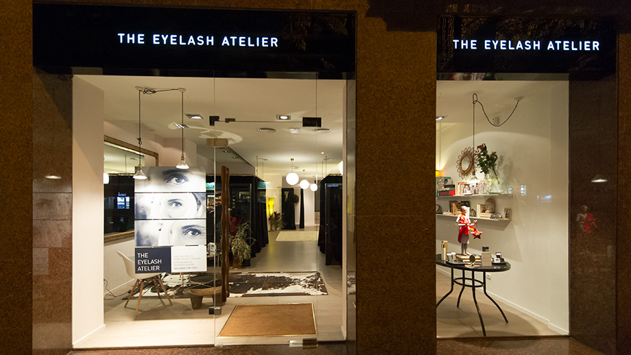 the eyelash atelier calvet 7 Barcelona