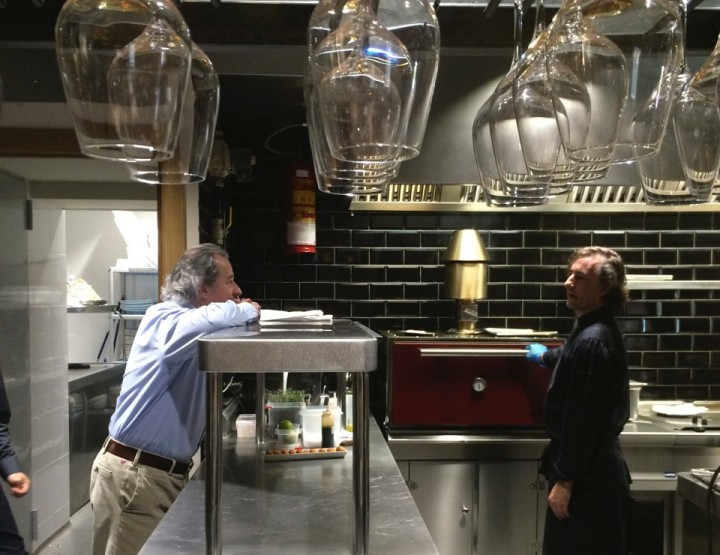 Experience the new Dop Restaurant in Via Augusta 201