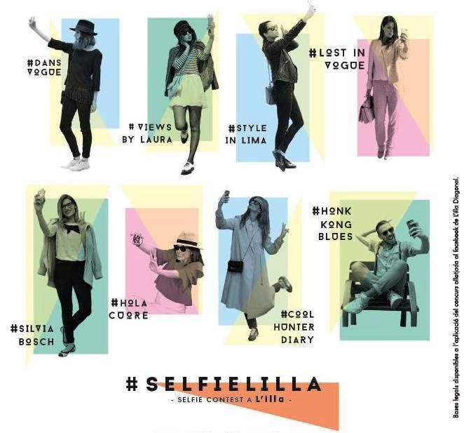 selfies l'illa