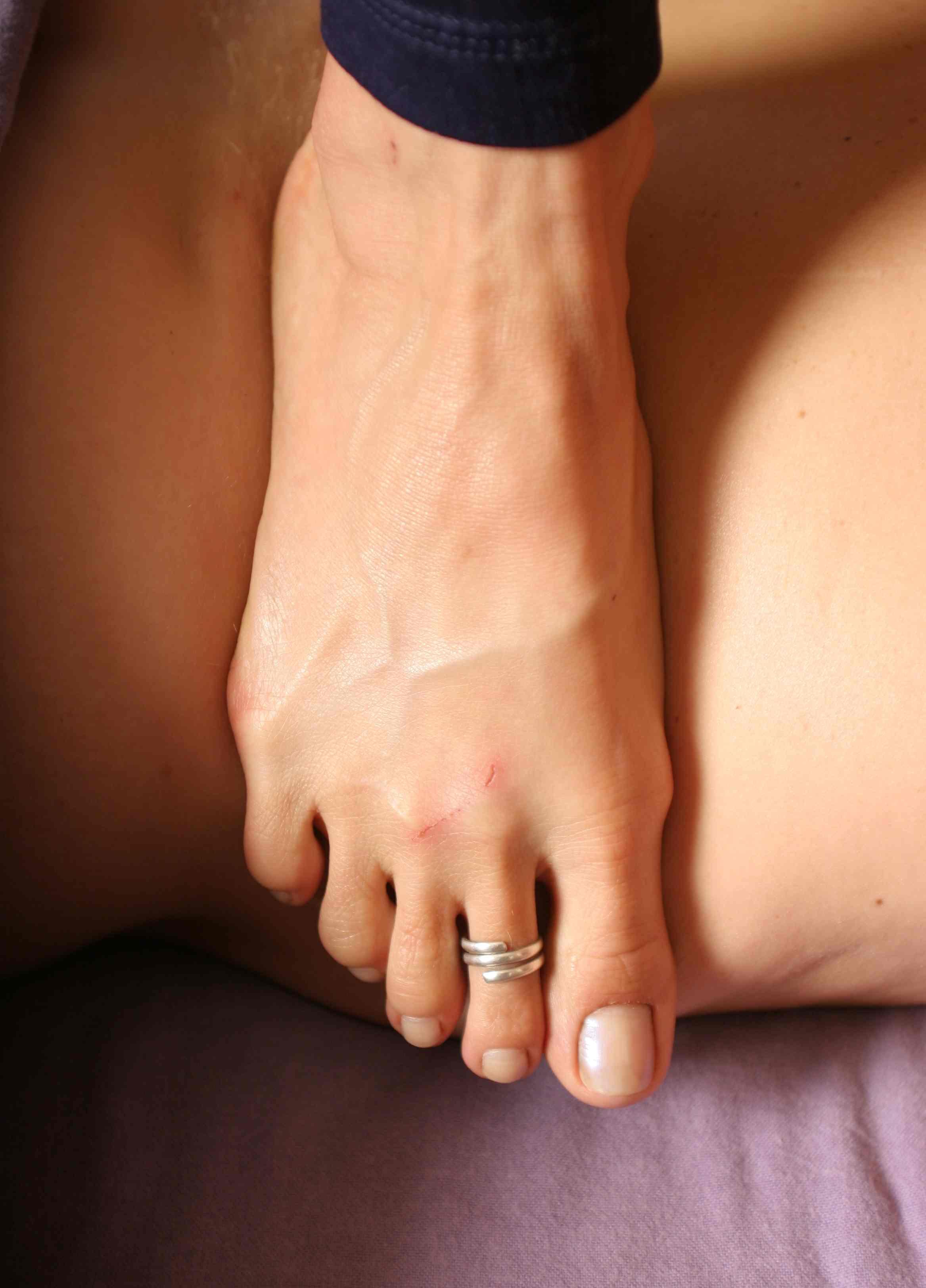 oh my aching feet