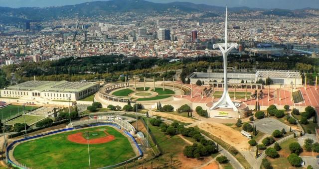 Montjuic Open Camp Barcelona