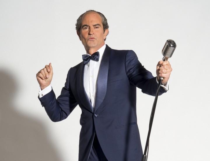 The most elegant voice Stefano Palatchi